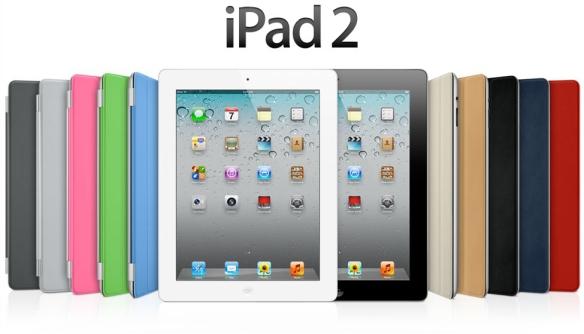 iPad advert