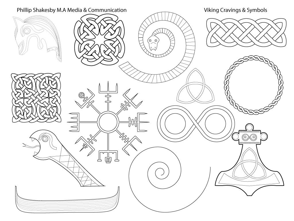 Danish Viking Symbols