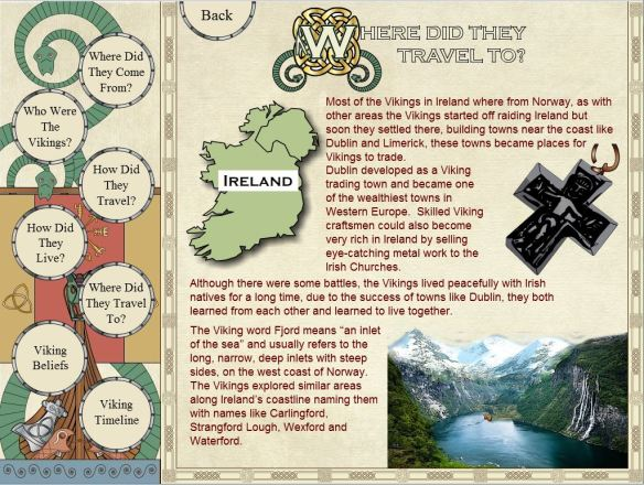 vikings in Ireland