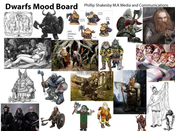 dwarfs-mood-board