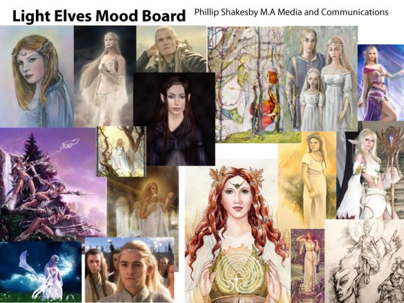 light-elves-mood-board