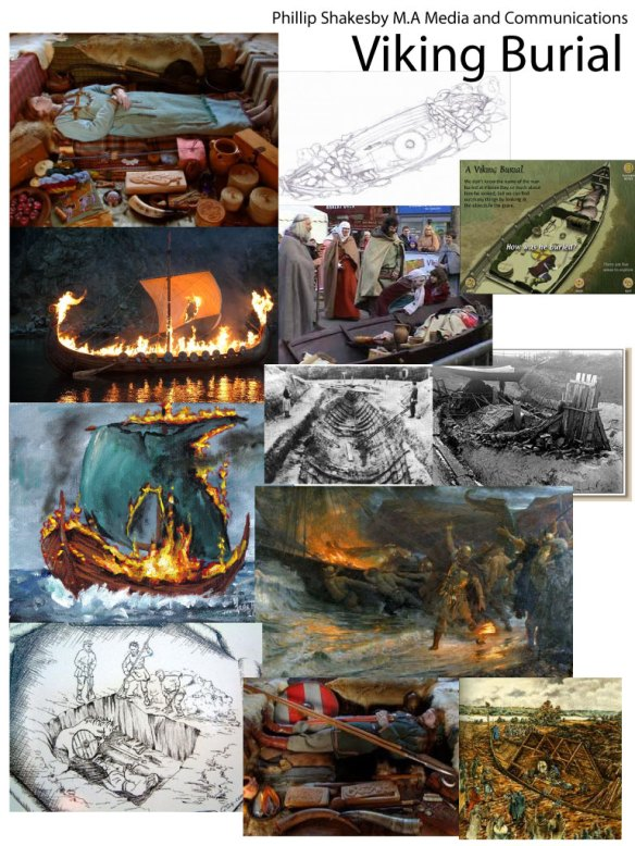 viking_burial_mood_board